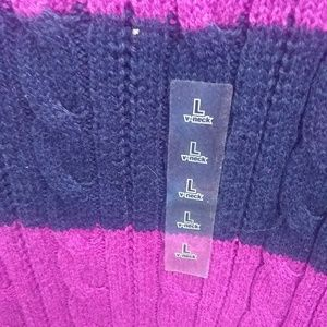 Sweater,form fitting womans,with tags